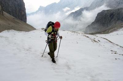 Einige der größten Gletscher außerhalb der Polargebiete stoßen vor, trotz globaler Erwärmung
