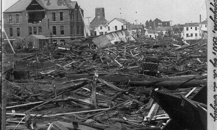Hurrikan HARVEY: Verheerend – nicht beispiellos