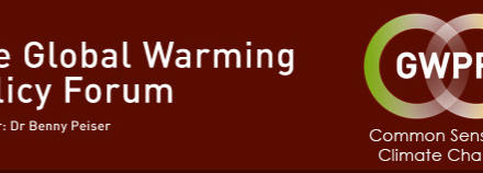 Über die Auswirkungen der Global Warming Policy Foundation (GWPF)