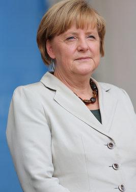 Merkel tadelt Trump bzgl. Klima und Energie, aber Deutschland wird von seiner Politik profitieren
