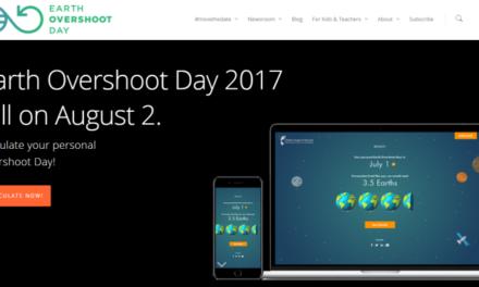 Earth Overshoot Day: ein anthropogenes Märchen
