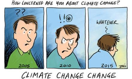 """Trump wünscht sich """"gute alte Erderwärmung"""""""