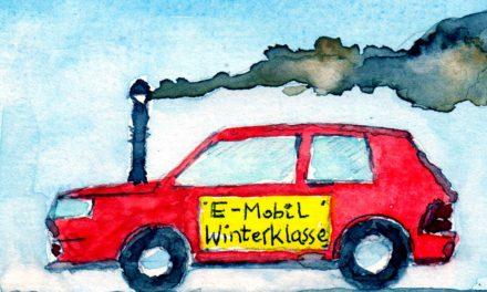 Die seltsame Liebe der Politiker zum Elektroauto Teil II – Die Physik gibt keinen Idiotenrabatt