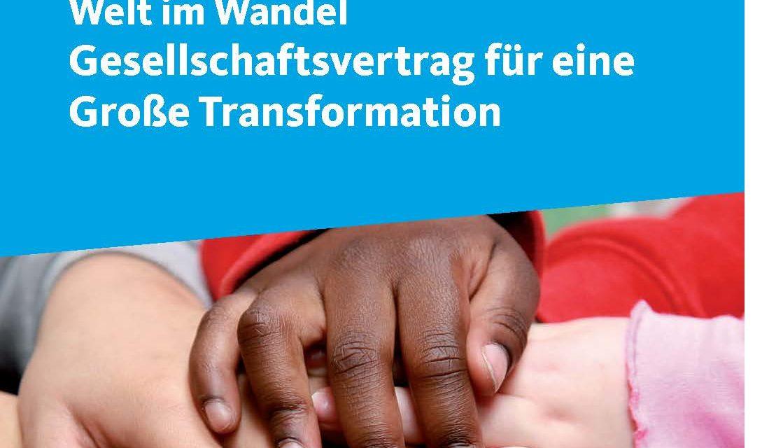 """Der """"neue Generationenvertrag"""" des Herrn Schellnhuber"""