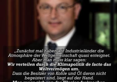 Ottmar Edenhofer vom PIK erhält Europas bestdotierten Öko-Preis