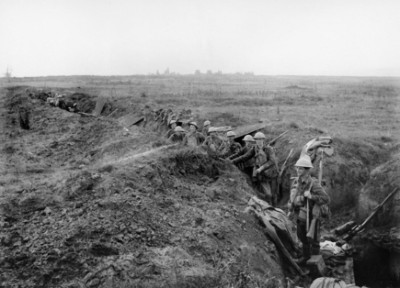 Schamlos: Französischer Energielieferant plant die Gedenkstätte des ersten Weltkrieges durch einen Windpark zu entweihen