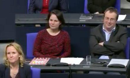 Sternstunde im Parlament – unbemerkt von der schwatzenden Klasse. Teil 2
