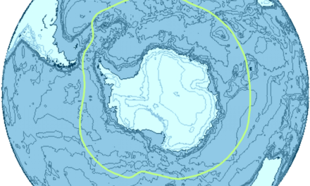 Die Winter der Antarktis – kälter oder wärmer?