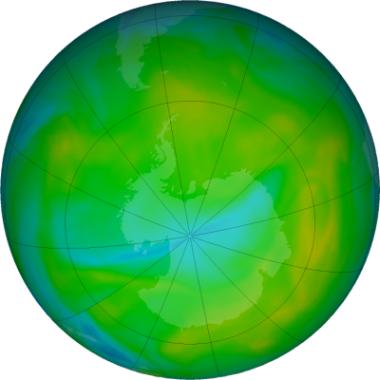 """NASA: """"Natürliche Variabilität"""", nicht die UNO, schrumpfte das Ozonloch"""