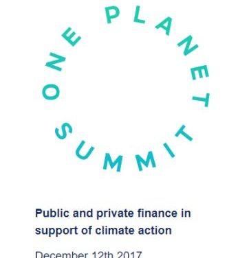 Angriff auf die westliche Welt – Macrons Klima Summit in Paris – Teil 1