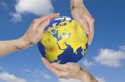 Schädigen Menschen die Umwelt?