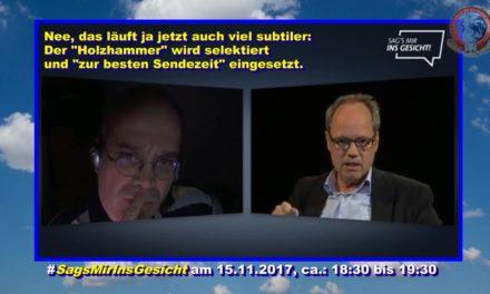#SagsMirInsGesicht: Die @TAGESSCHAU und die wiederholten Täuschungen über die angeblich menschgemachte Erderwärmung.