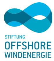 Offshore lieferte jeden Tag Strom und onshore gab es im Jahr 2016 deutschlandweit keine einzige Stunde ohne Windstromerzeugung