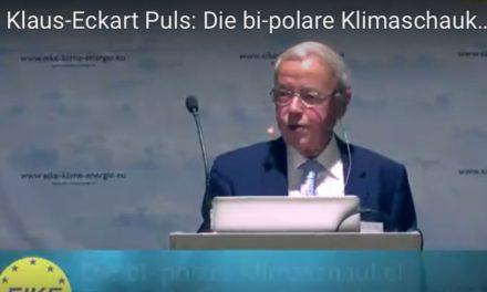 Klaus-Eckart Puls: Die bi-polare Klimaschaukel / Arktis und Antarktis (IKEK-11)