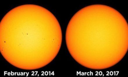 Warum eine niedrige Sonnenflecken-Aktivität auf eine längere Klima-Kaltphase hinweist