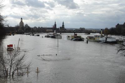 Wieder einmal: Überschwemmung in Paris