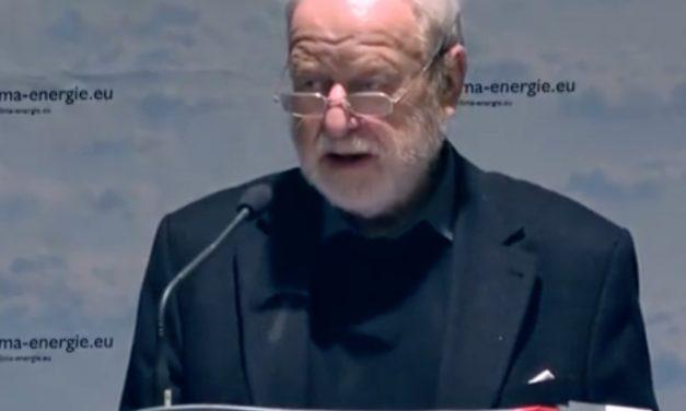Günter Ederer: Fakten statt Propaganda – zur Machtfrage durch Klimapropaganda (11.IKEK)