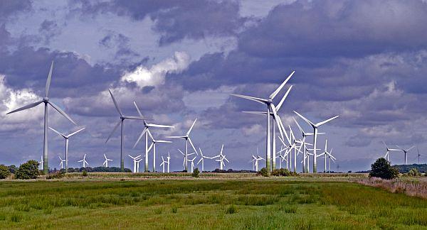 Große Windparks können zu erheblichen Erwärmungen führen