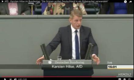 AfD MdB Karsten Hilse: Nein zur geplanten CO2 Abgabe