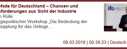 Die deutsche Industrie vereint sich im Endkampf gegen den Klimawandel mit unserer…