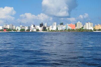 Regierung der Malediven: Wo bleiben unsere Klima-Reparationen?