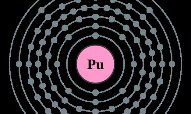 Immobilisierung von Plutonium und Cie!