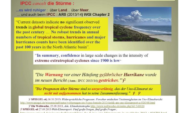 Auf zur globalen Ökodiktatur:  Wie der Klimaforscher Hans Joachim Schellnhuber die Welt umbauen will