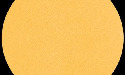 Sonnenflecken verschwinden rascher als erwartet