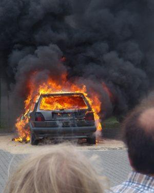 Lithium-Stromspeicher von Tesla in Australien brennt drei Tage lang