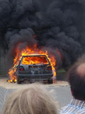 Brandgefahr: Verbot für Elektro-Autos und Hybride in Tiefgarage in Oberfranken
