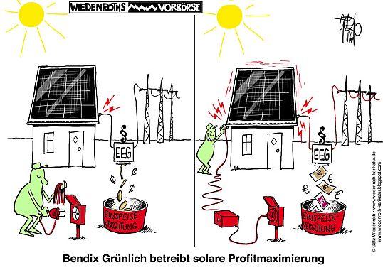 Kampagne für Erneuerbare Energien, stellt verurteilte Schwerverbrecher als Werber ein