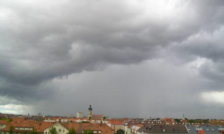 Früher war es schlimmes Wetter, heute macht das Gleiche mit Sicherheit der Klimawandel