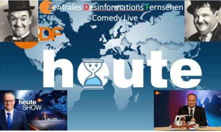 Hat die Deutsche Umwelthilfe (DUH) das ZDF übernommen? Teil 2: Das ZDF und seine Nachrichtensprecher/-innen