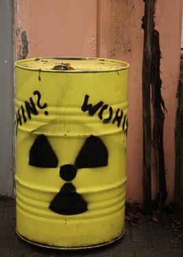 """Weitere Nutzung für """"Atommüll"""""""