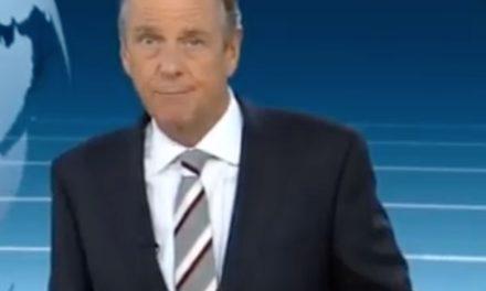 """Dr. Claus Kleber (ZDF heute Journal 3.8.18):  """".. sich die Atmophäre """"grundstürzend"""" ändert!"""""""