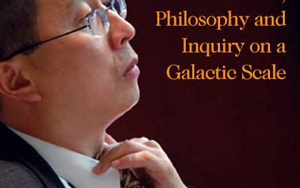 Wissenschaft, Philosophie und Forschung in galaktischer Größenordnung