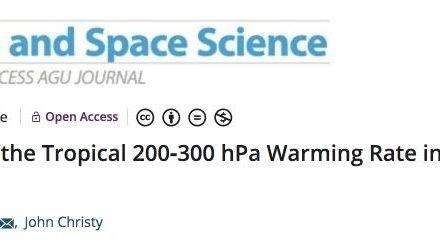Computer-Klimasimulationen sind gerade kollabiert