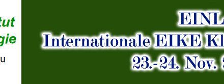12. Internationale Klima- und Energiekonferenz – Anmeldung ab sofort möglich!