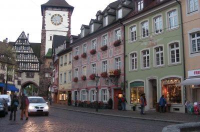 Wird der Südwesten/Süden Deutschlands kälter?