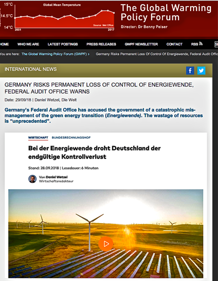 Bloßgestellt: Deutschlands Energiewende katastrophal gescheitert!
