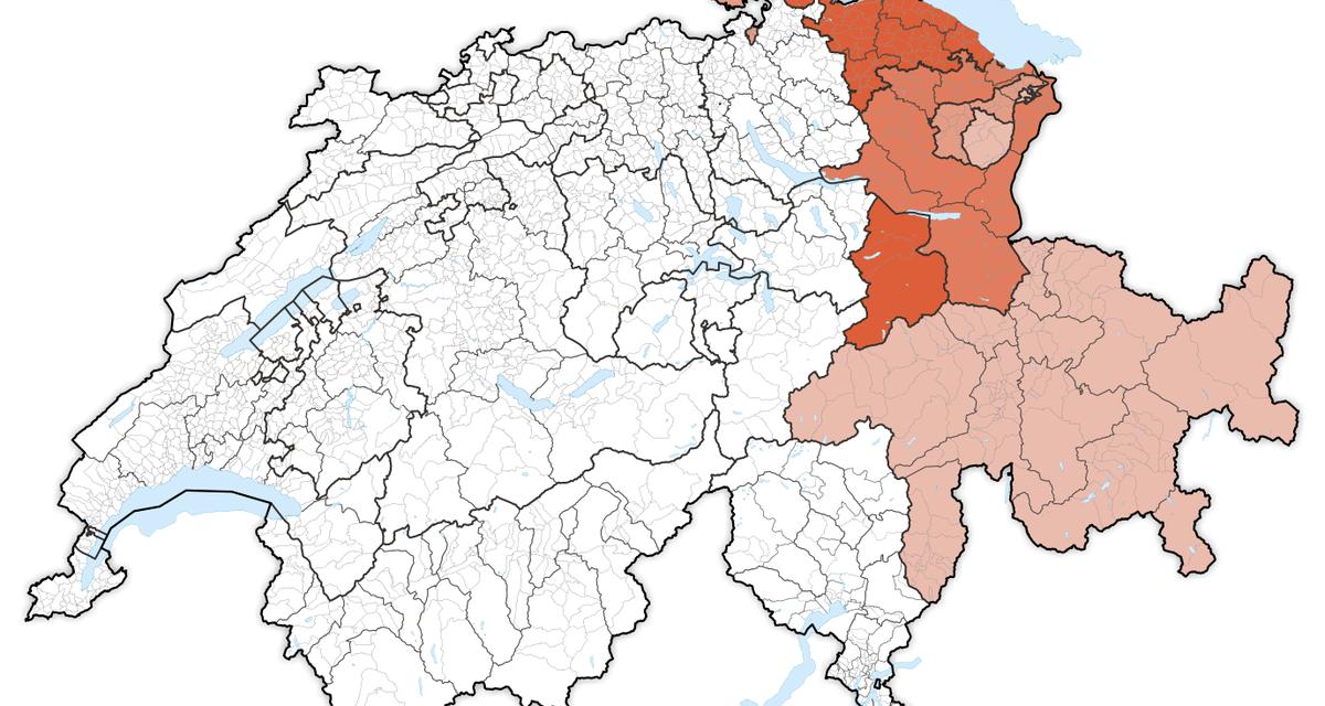 Ostschweiz gegen Windenergie