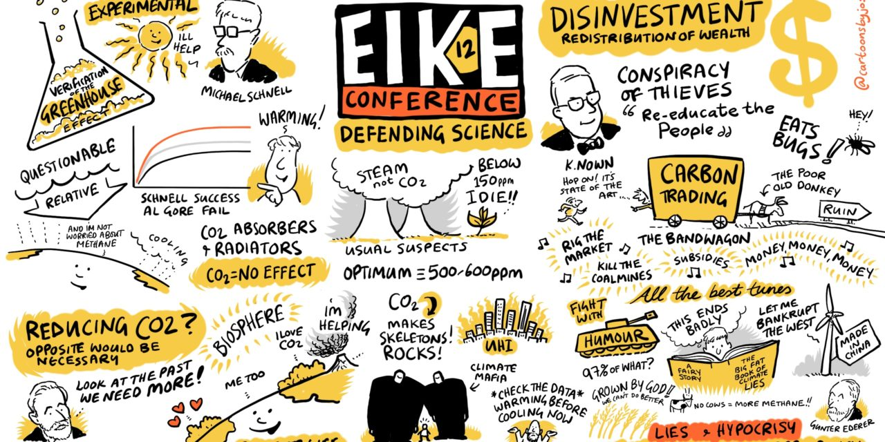 12. Internationale Klima- und Energiekonferenz (IKEK 12) in München erfolgreich beendet!