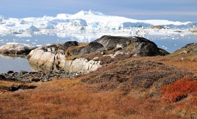 Grönland-Eis: 150 Milliarden Tonnen über dem Mittelwert