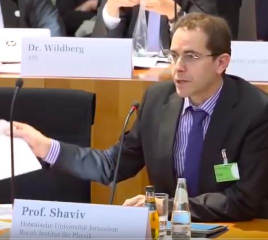 Klima-Fachgespräch im Deutschen Bundestag – Eine denkwürdige Veranstaltung mit einer Premiere! Teil II