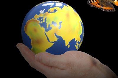 Menschen sind die Primaten-Spezies mit jedem Recht, auf der Erde zu leben. …