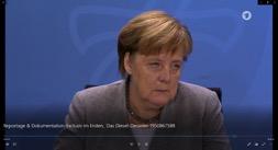 Endlich: Merkel fängt wieder mit dem Klima an