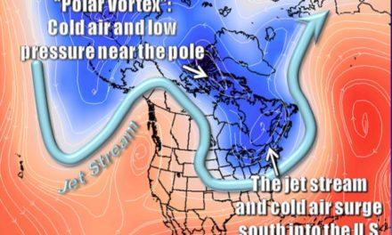"""Polar Vortex – """"kein Grund alarmiert zu sein"""" – so die amerikanische Wetter Behörde"""