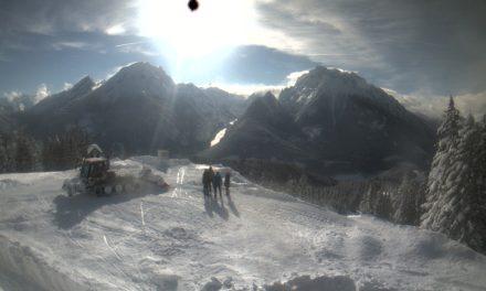 Das Potsdam-Institut für Klimafolgenforschung (PIK) schließt einen Zusammenhang zwischen den aktuellen Schneemassen in den Alpen und dem Klimawandel nicht aus!