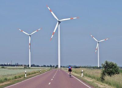 Windturbinen sind weder sauber noch grün, und sie erzeugen Null globale Energie