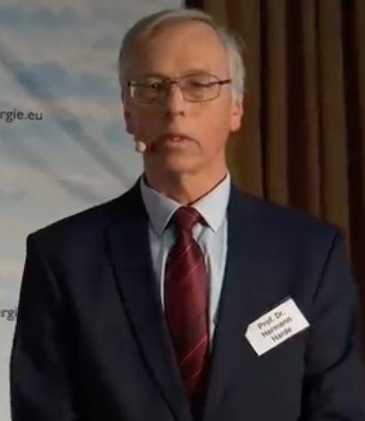 EIKE im Bundestag: Referent Prof. Herrmann Harde zur Weiterentwicklung der Treibhausgasminderungs-Quote